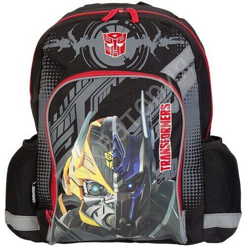 """Рюкзак Академия Групп """"Transformers"""" 40*30*13см, 1 отделение, мягкая спинка, арт. TRCB-MT1-988M"""