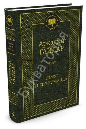 Аркадий Гайдар: Тимур и его команда