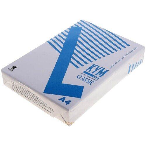 """Бумага для офисной техники Kym Lux """"Classic"""" А4, 80г/м2, 500л., 150%"""