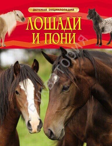 Детская энциклопедия. Лошади и пони