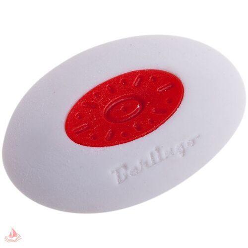 """Ластик Berlingo """"Mega soft"""", овальный, термопластичная резина, пласт. держатель, 50*40*10мм, арт. BLc_00030"""
