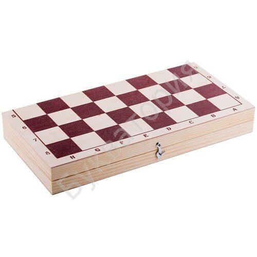 Игра настольная Шахматы, Орловские шахматы, обиходные, парафинированные, с доской, арт. С-1в/Р-4