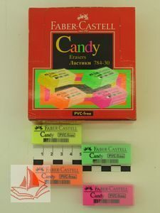 Ластик Faber Castell CANDY, арт. FC784000